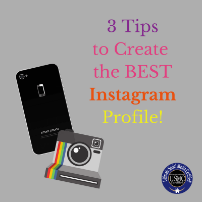 3 Ways to Creating the BEST Instagram Profile