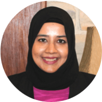 Aliya Salahuddin, USC™