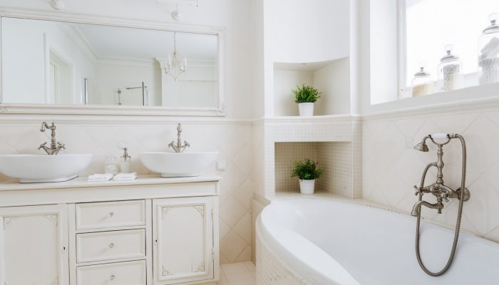 Decluttering - The Bathroom - Blog