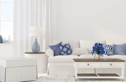 Decorating & Redesign Modern Living Room (3)