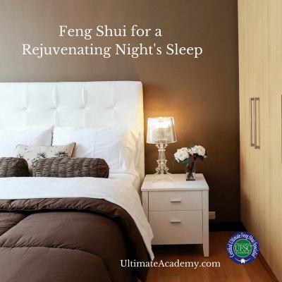 Feng Shui for a Good Night's Sleep