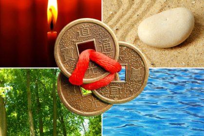 Feng Shui Water, Wood, Fire, Earth, Metal - UltimateAcademy.com