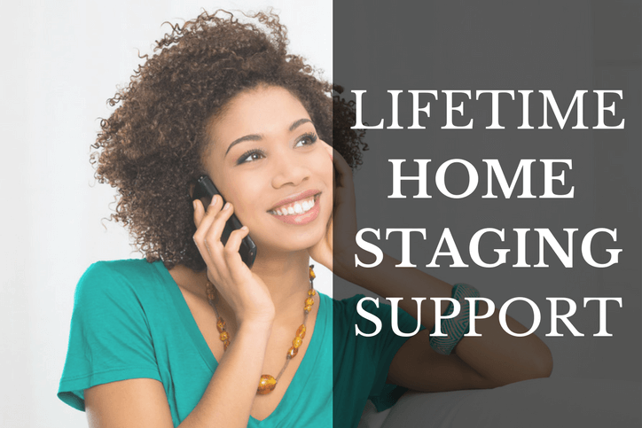 Home Staging Support Plan