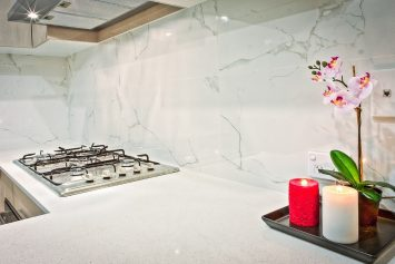 Marble Kitchen Design - Ultimate Academy