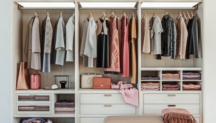 No Closet, No Problem How to Stay Organized in a Home Without Storage
