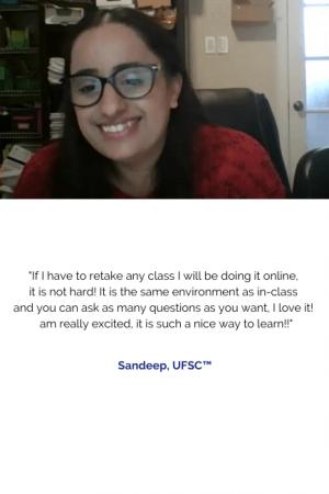 Sandeep, UFSC™ - Feng Shui - Online