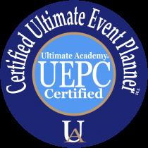 UEPC Certification Seal